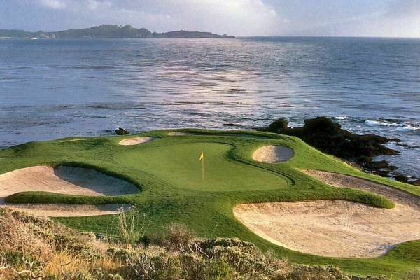 Pebble Beach - Golf - Golfen California - Amerika - Doets Reizen