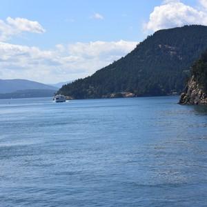 Overtocht naar Vancouver Island - Dag 4 - Foto