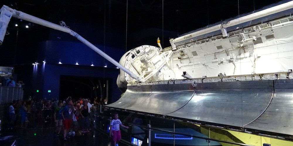 Kennedy Space Center - Orlando - Florida - Doets Reizen
