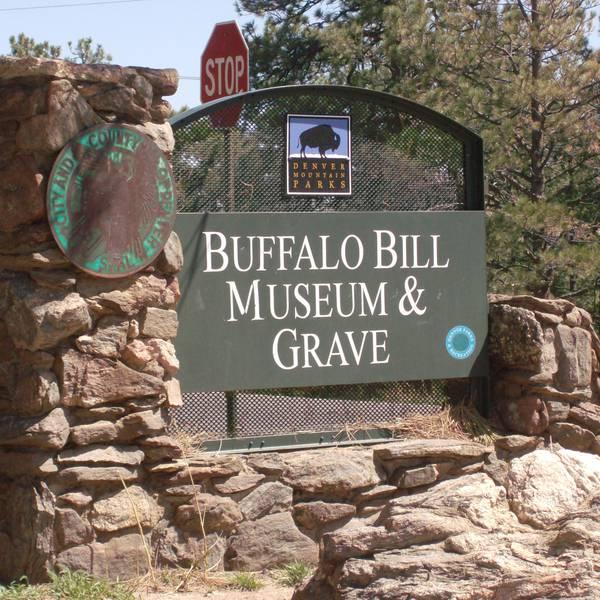 Buffalo Bill's Grave & Museum - Denver - Colorado - Doets Reizen