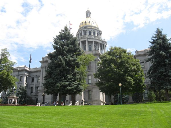The Capitol in Denver, Colorado