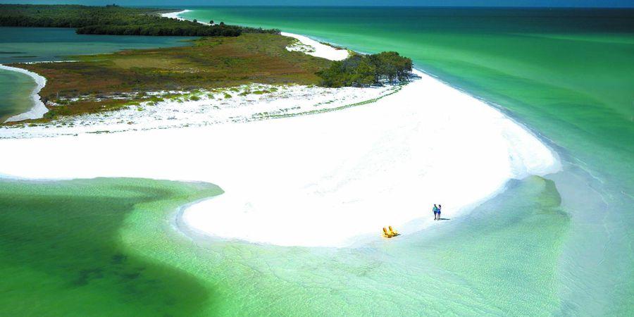 Caladesi Island - St. Pete Beach - Florida - Doets Reizen