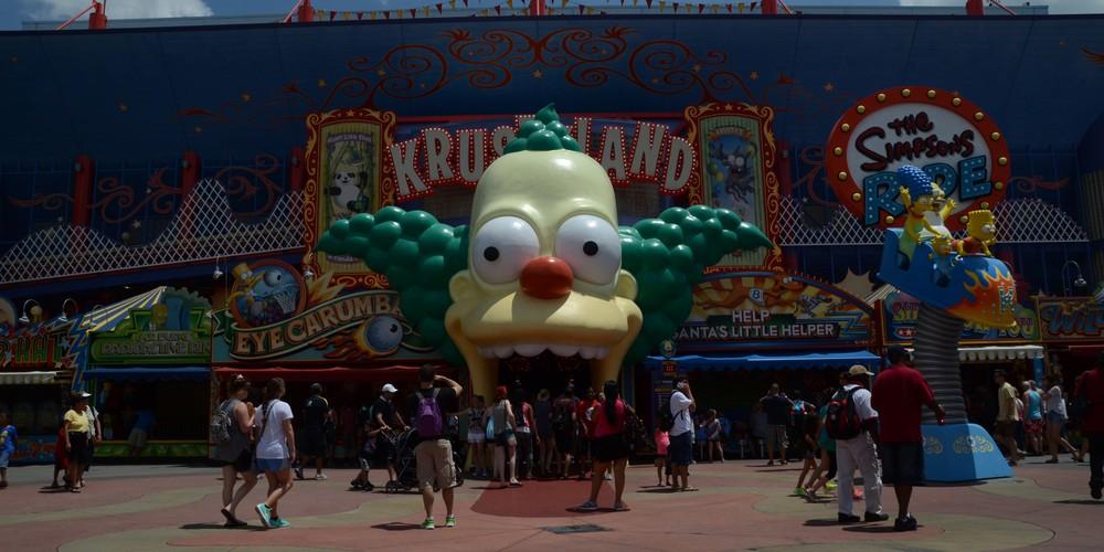 Universal Studio's - Orlando - Florida - Doets Reizen