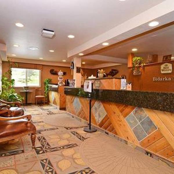 Best Western Bidarka Inn 1