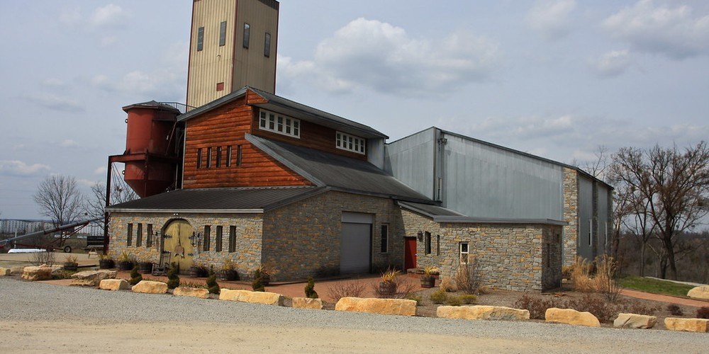 Distillery Bardstown - Kentucky - Amerika - Doets Reizen