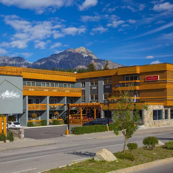 Crimson Jasper Lodge - 1