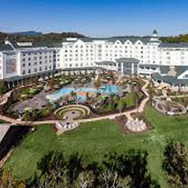 Dollywood's DreamMore Resort - aanzicht