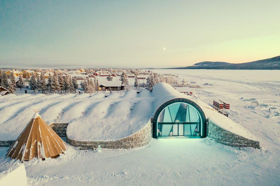 Icehotel 365 - Doets Reizen - Vakantie Zweden - Credit Visit Sweden