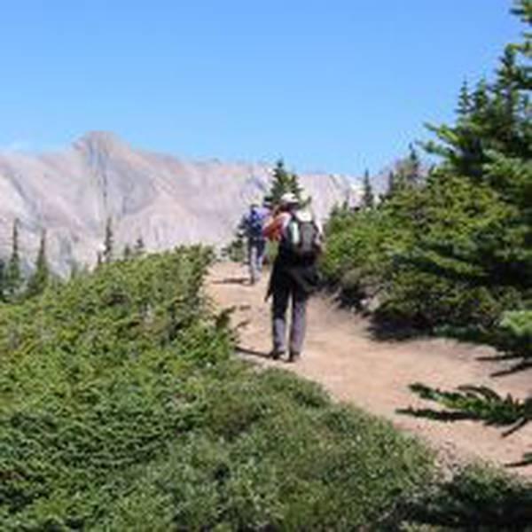 The Rocky Mountain Parks Hike & Canoe Tour - 1