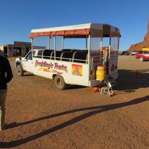 Monument Valley - Dag 17 - Foto