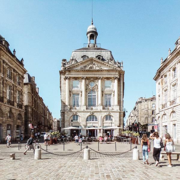 Bordeaux city-Afbeelding van Niki Nagy via Pixabay | Doets Reizen | Frankrijk
