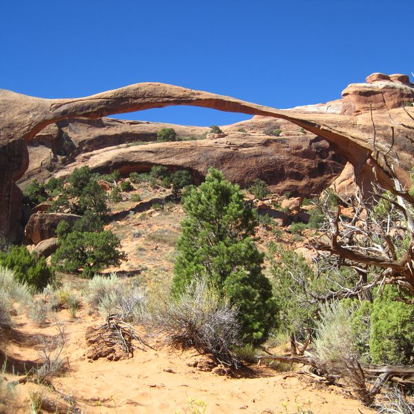 Arches NP in Utah