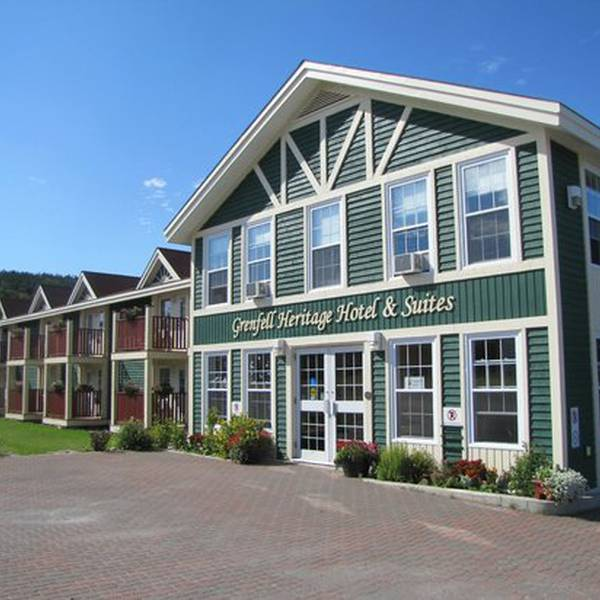 Grenfell Heritage Hotel and Suites 1