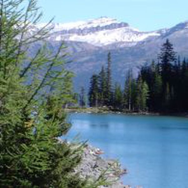 The Rocky Mountain Parks Hike & Canoe Tour - 2