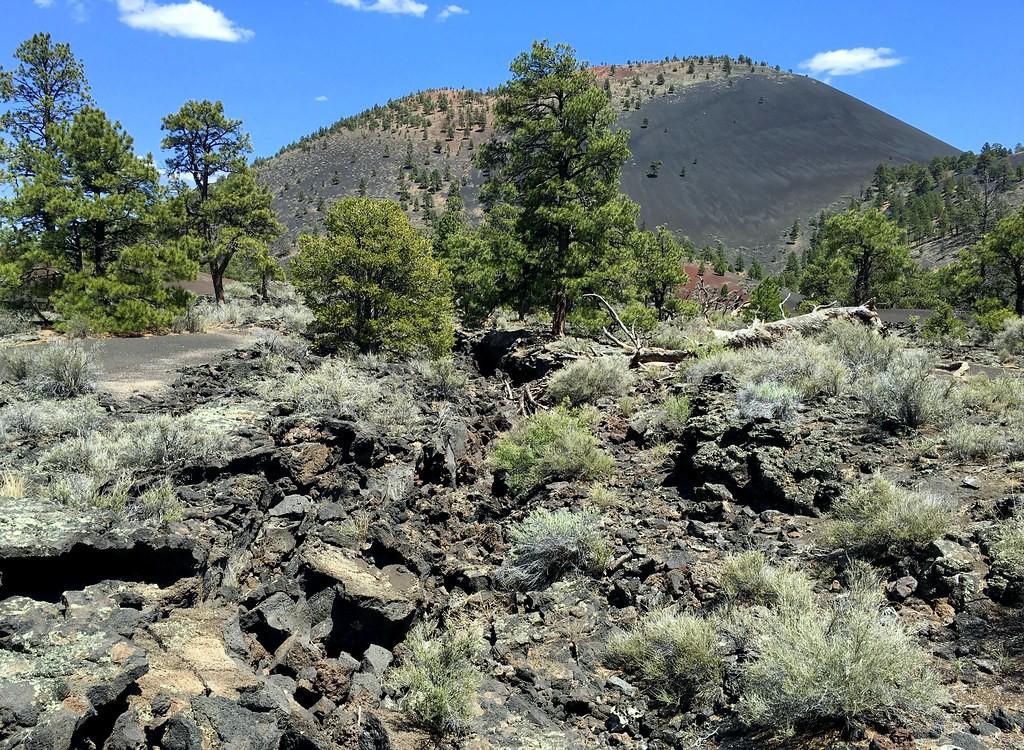 Sunset Crater Volcano - Arizona - Doets Reizen