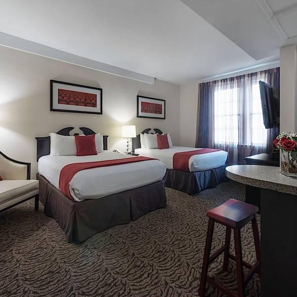 Artmore Hotel - Kamer2