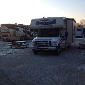 Van Chicago naar Indianapolis - Dag 2 - Foto