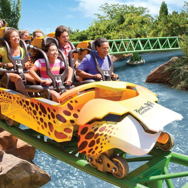Busch Gardens - Tampa - Florida - Doets Reizen