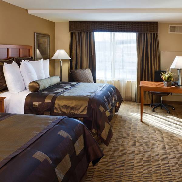 BW Plus Bloomington Hotel - hotelkamer