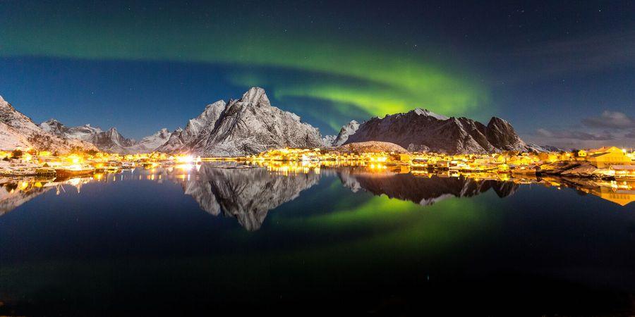 Lofoten Noorderlicht - Doets Reizen - Vakantie Noorwegen- VisitNorway.com