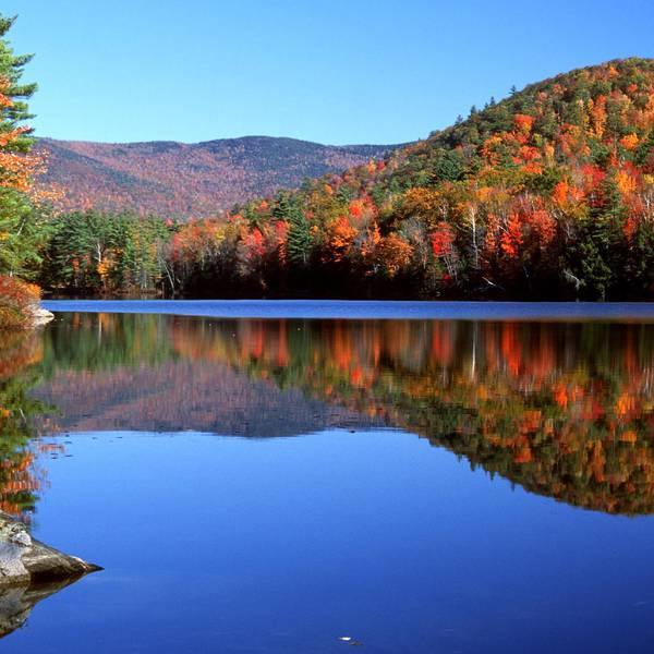 Indian Summer in New England