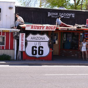 Bearizona & Route 66 - Dag 7 - Foto