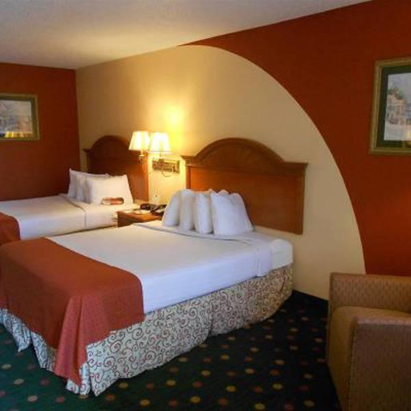 BW Seaside Inn Bedroom