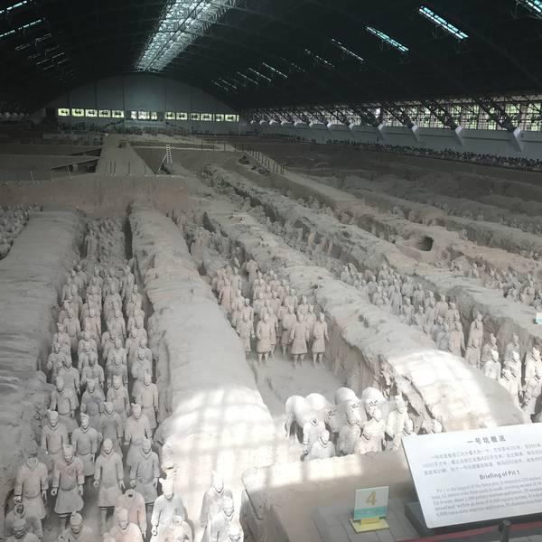 Xi'an Terracottaleger