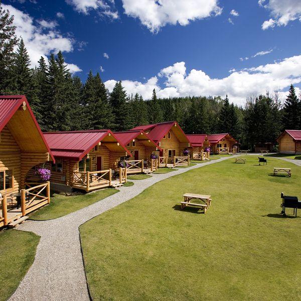 Pocahontas Cabins - cabins