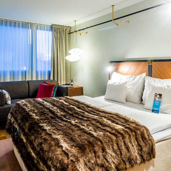 Clarion Amaranten - Standard room