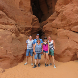Antelope Canyon - Dag 12 - Foto
