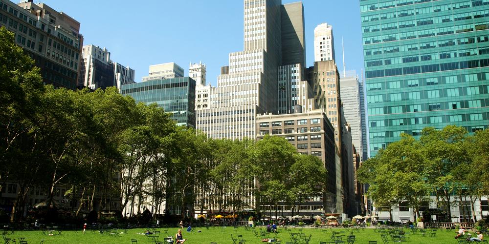 Bryant Park - New York - Doets Reizen