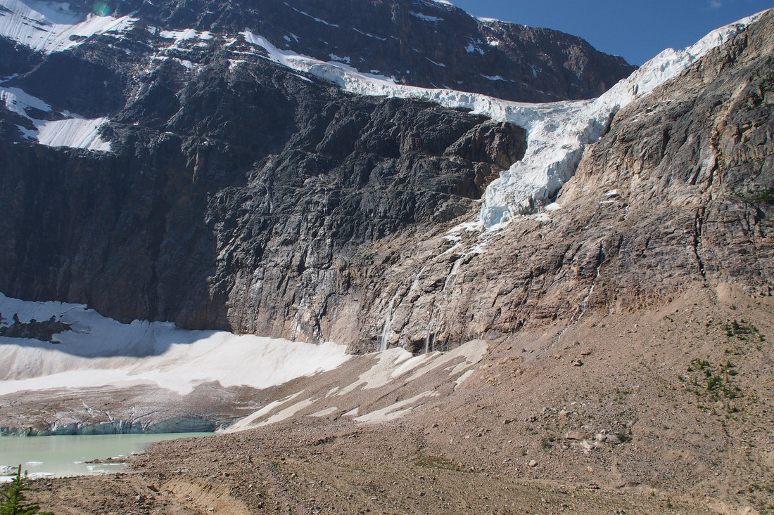 Mounth Edith Cavell - Icefields Parkway - Alberta - Canada - Doets Reizen
