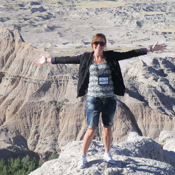 Badlands National Park - South Dakota - Amerika - Doets Reizen