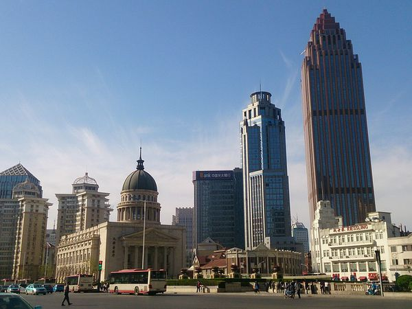 Tianjin - China - Doets Reizen