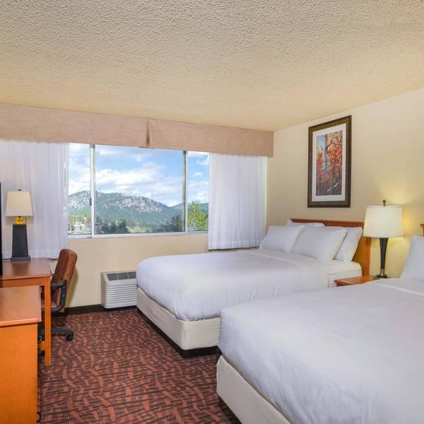 The Ridgeline Hotel - room