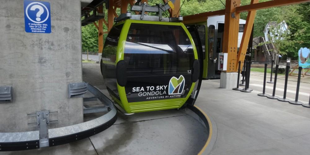 Sea to Sky Gondola - British Columbia - Canada - Doets Reizen