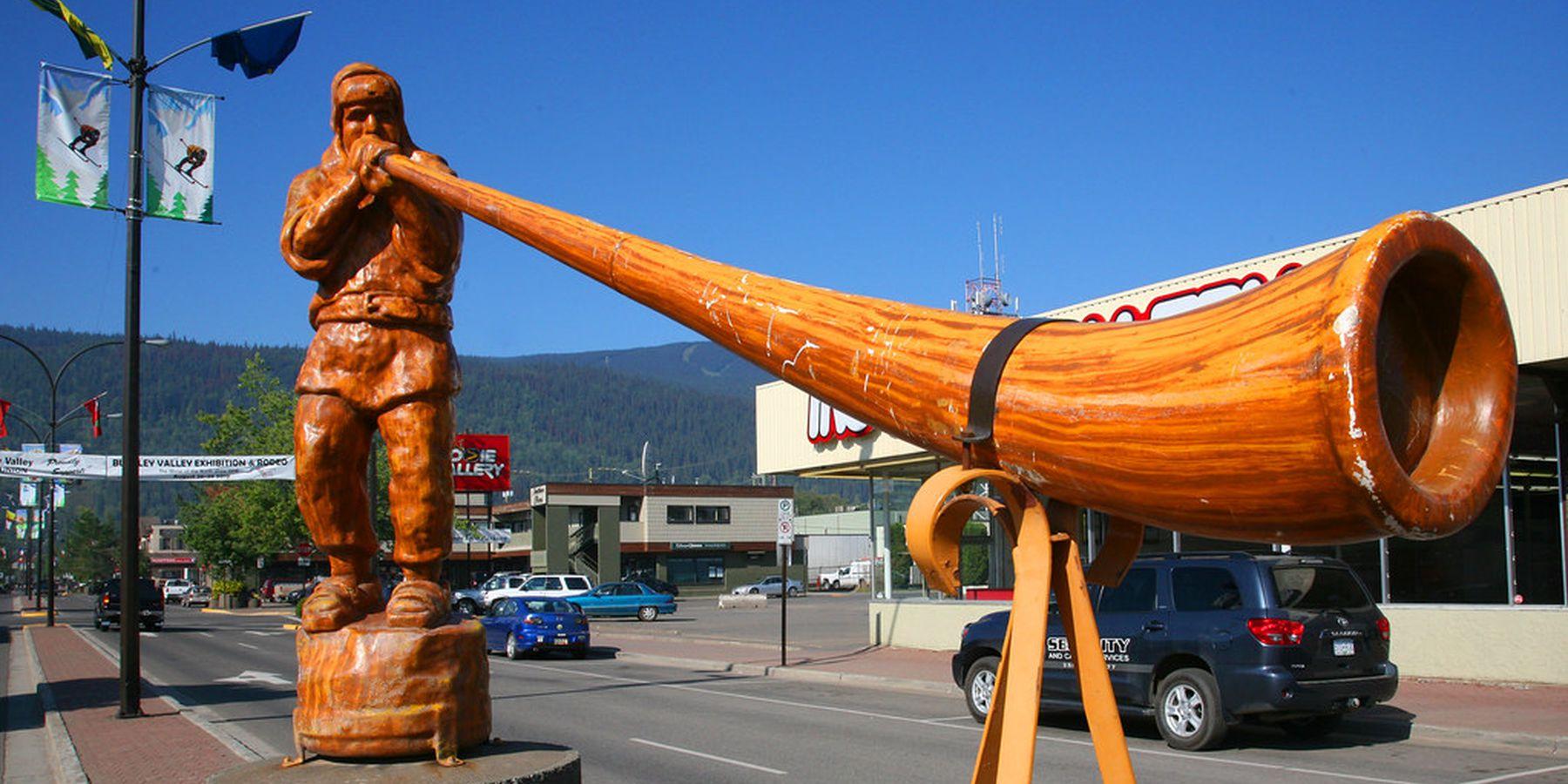 Smithers - British Columbia - Canada - Doets Reizen