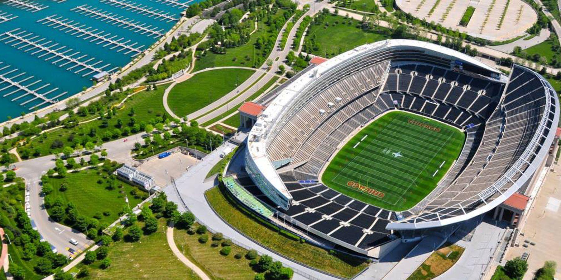 Chicago Bears - Sport - Chicago - Illinois - Doets Reizen
