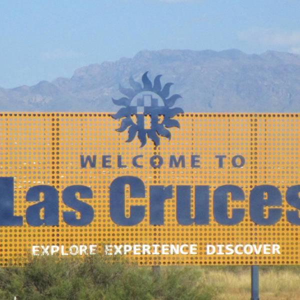 Las Cruces - New Mexico - Amerika - Doets Reizen