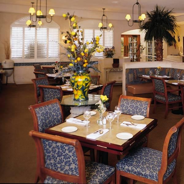 Best Western El Rancho- restaurant