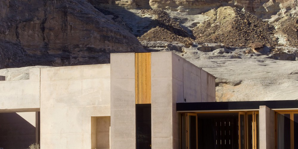 Amangiri Resort bij Page, Arizona