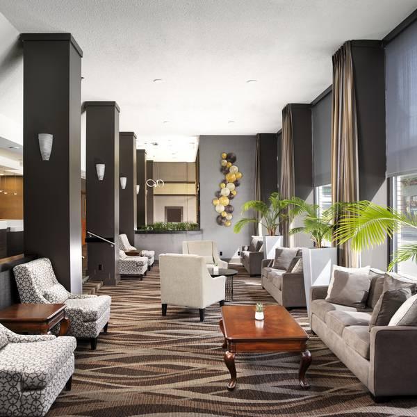 Best Western Carlton Plaza - lobby