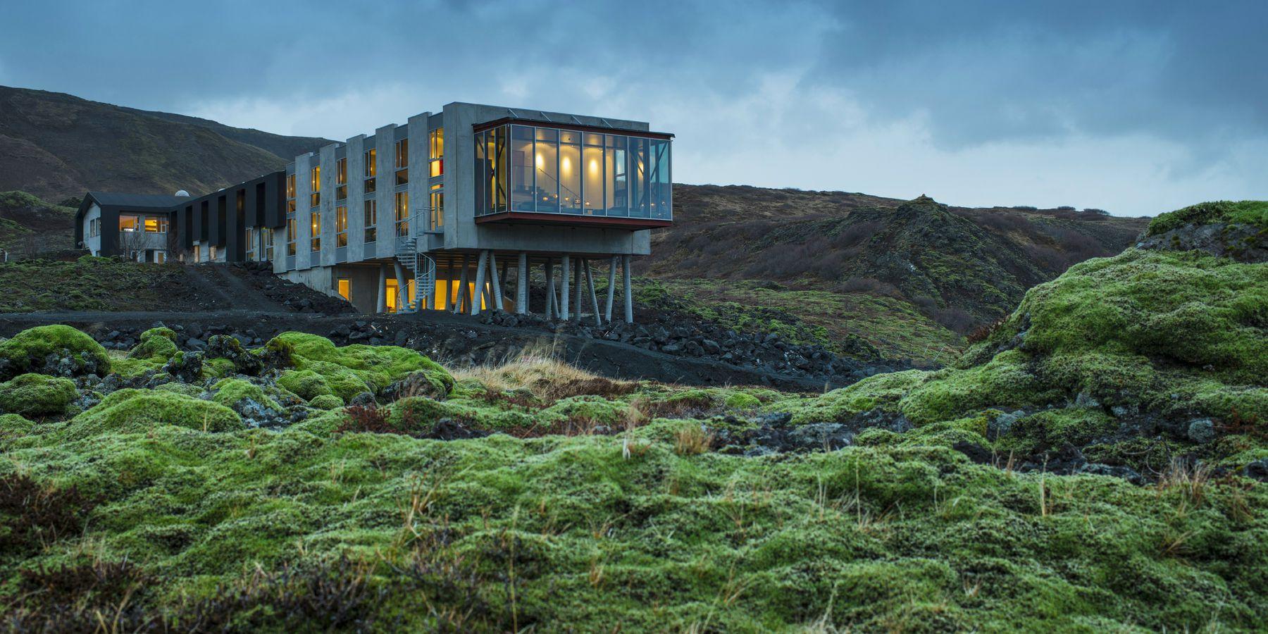 Ion Hotel - IJsland - Doets Reizen