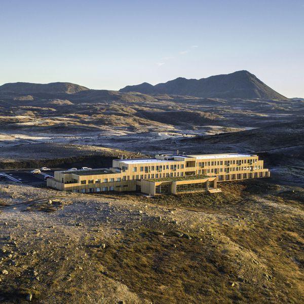 Fosshotel Myvatn - Doets Reizen - IJsland