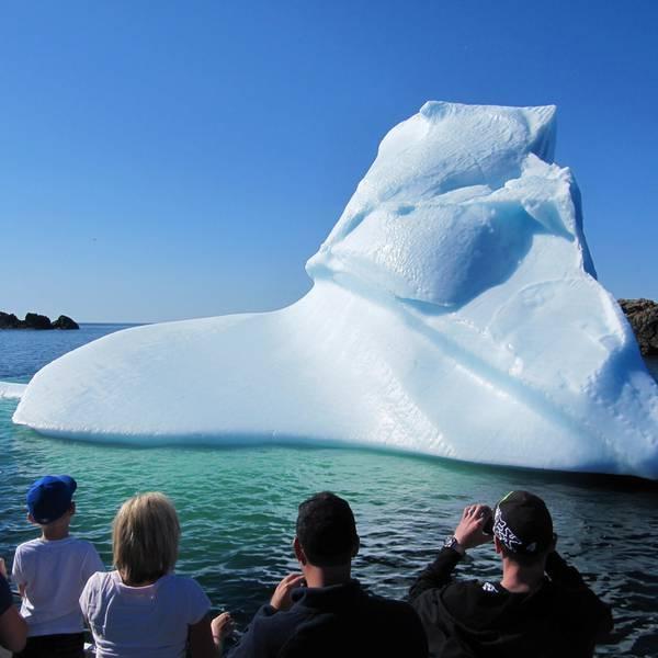 IJsberg - Avalon - Twillingate - Newfoundland & Labrador - Canada - Doets Reizen