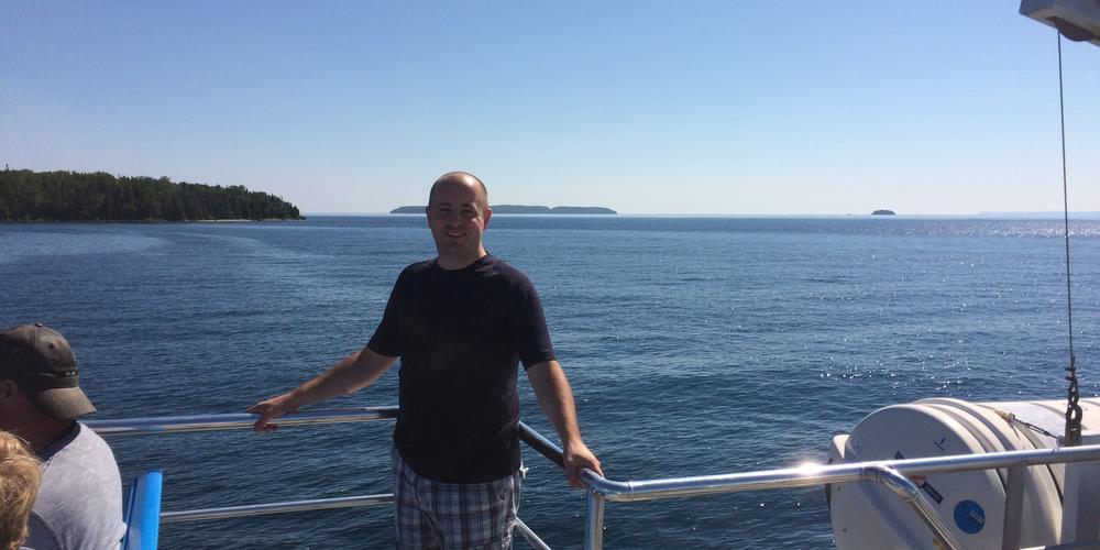 Fathom Five National Marine - Bruce Peninsula National Park - Ontario - Canada - Doets Reizen