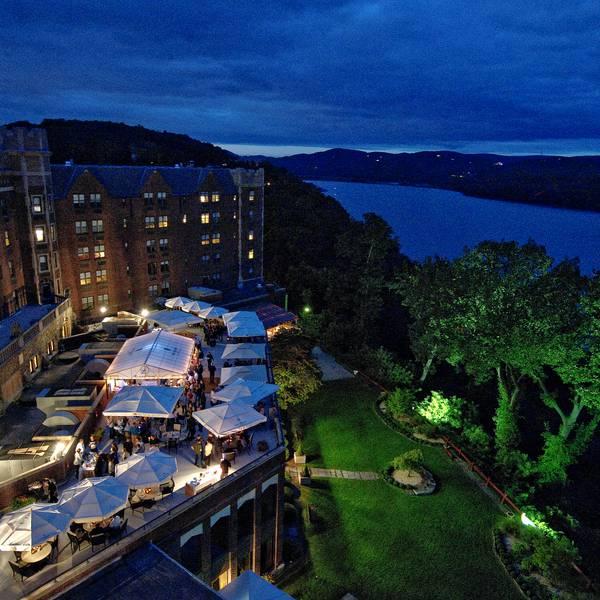 The Thayer Hotel - Zulu Lounge
