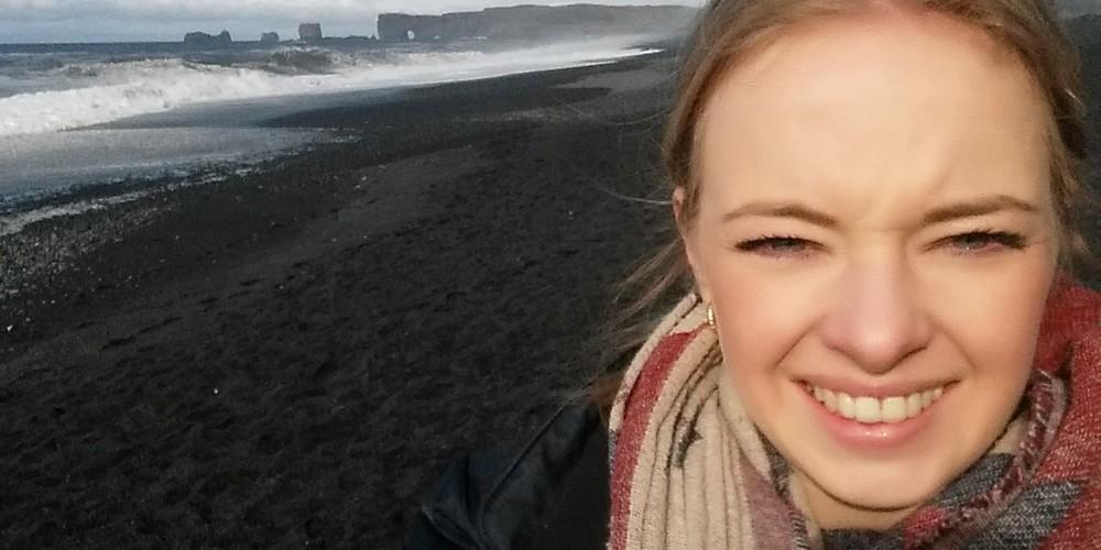 Black Beach - IJsland - Doets Reizen