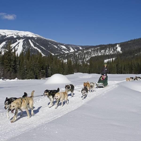 Wintersport - Sun Peaks - British Columbia - Canada - Doets Reizen